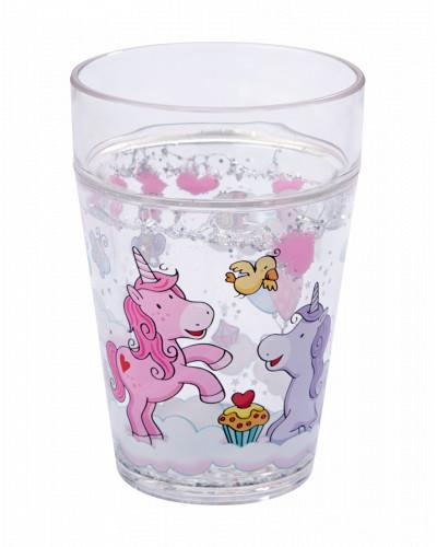 HABA Drikkeglas Glimmer Enhjørning