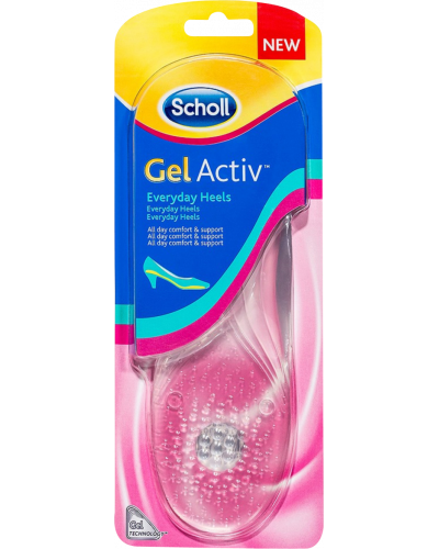 Gel Activ Everyday Heels