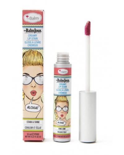 theBalmJour Creamy Lip Stain - Aloha!