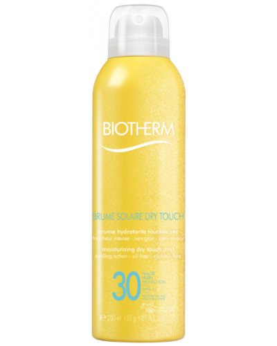 Moisturizing Dry Touch Mist Solcreme Spray SPF 30