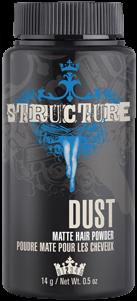 Structure Dust Matte Hair Powder
