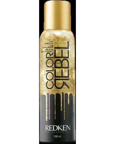 Color Rebel Gold Glitzer Spray