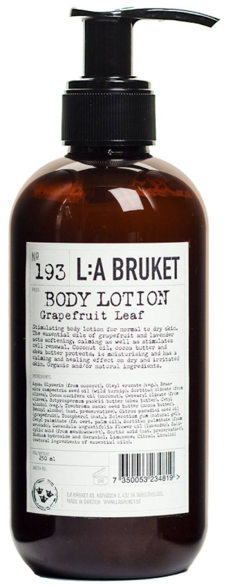 Body Lotion Grapefruit Leaf