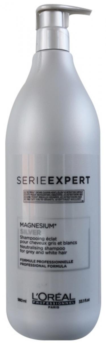 Magnesium* Silver Shampoo
