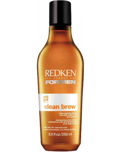 For Men Clean Brew Cleansing Shampoo