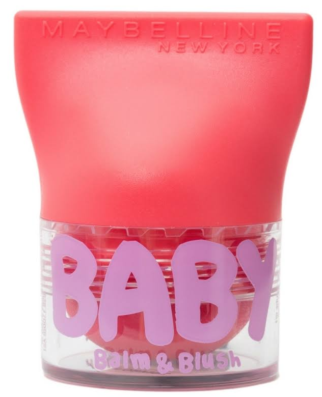 Baby Lips Balm & Blush 03 Juicy Rose