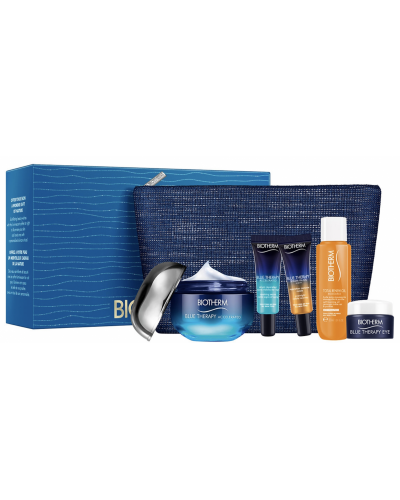 Blue Therapy Set