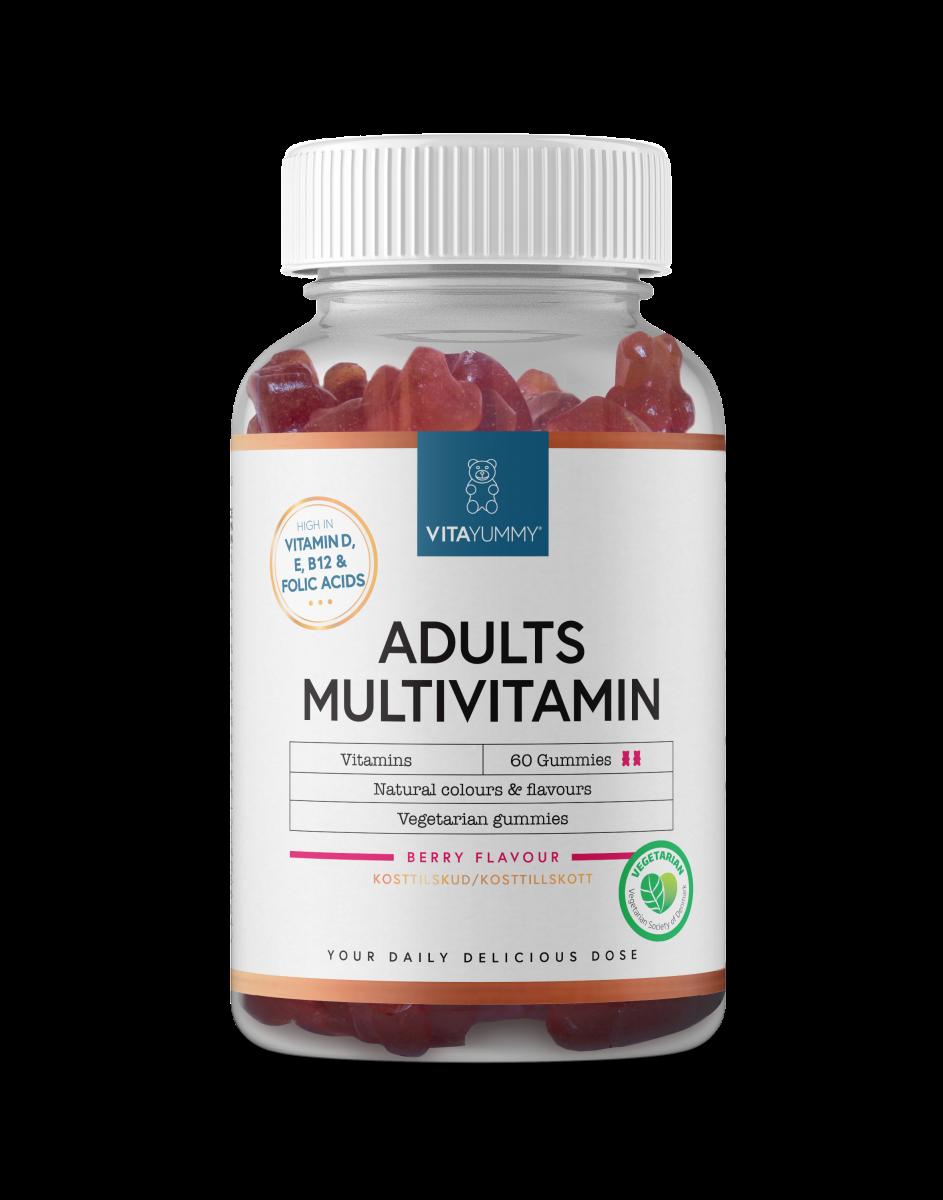 Multivitamin Adults