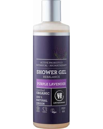 Purple Lavender Shower Gel