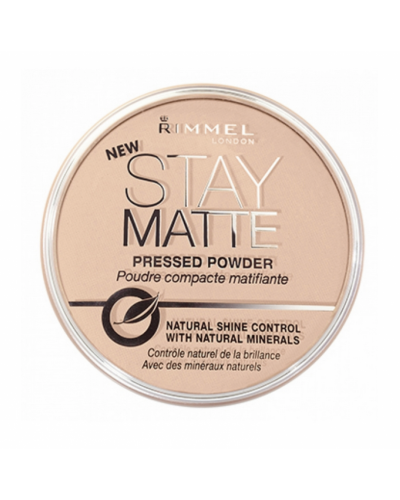 Stay Matte Pressed Powder 005 Silky Beige