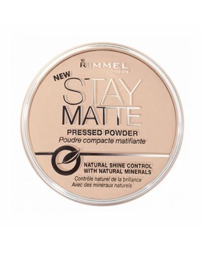 Stay Matte Pressed Powder 005 Silky Beige