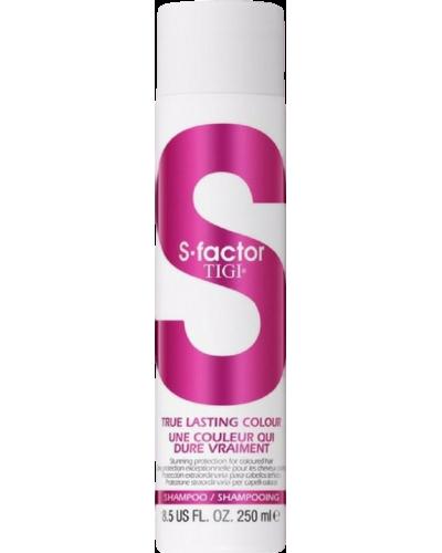 S-Factor True Lasting Colour Shampoo