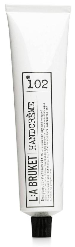 Hand Cream Bergamot & Patchouli