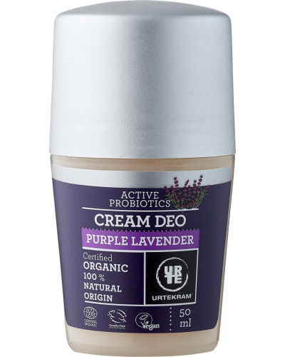 Purple Lavender Roll-on Cream Deo