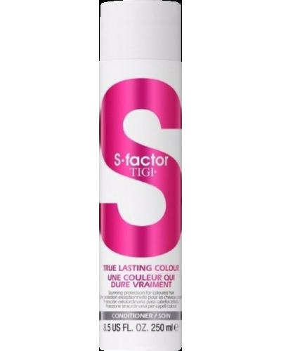 S-Factor True Lasting Colour Conditioner