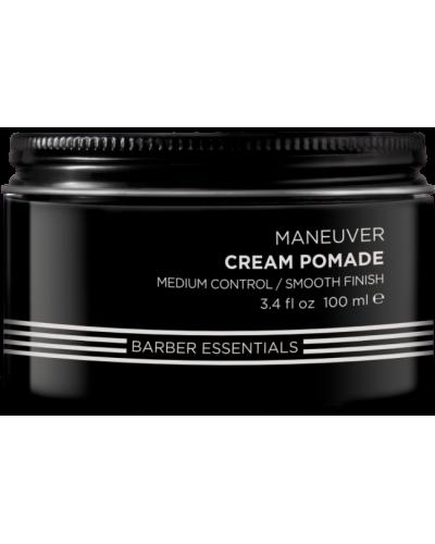 Brews Maneuver Cream Pomade