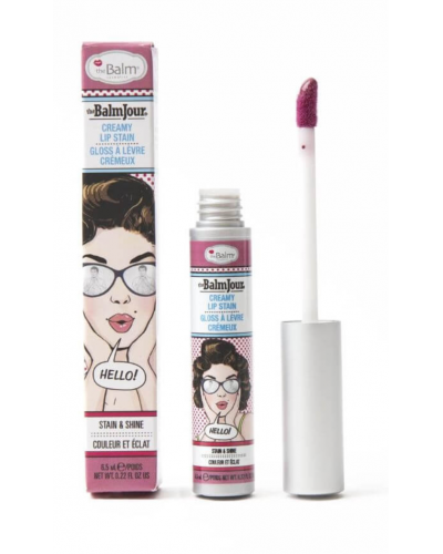 theBalmJour Creamy Lip Stain - Hello!