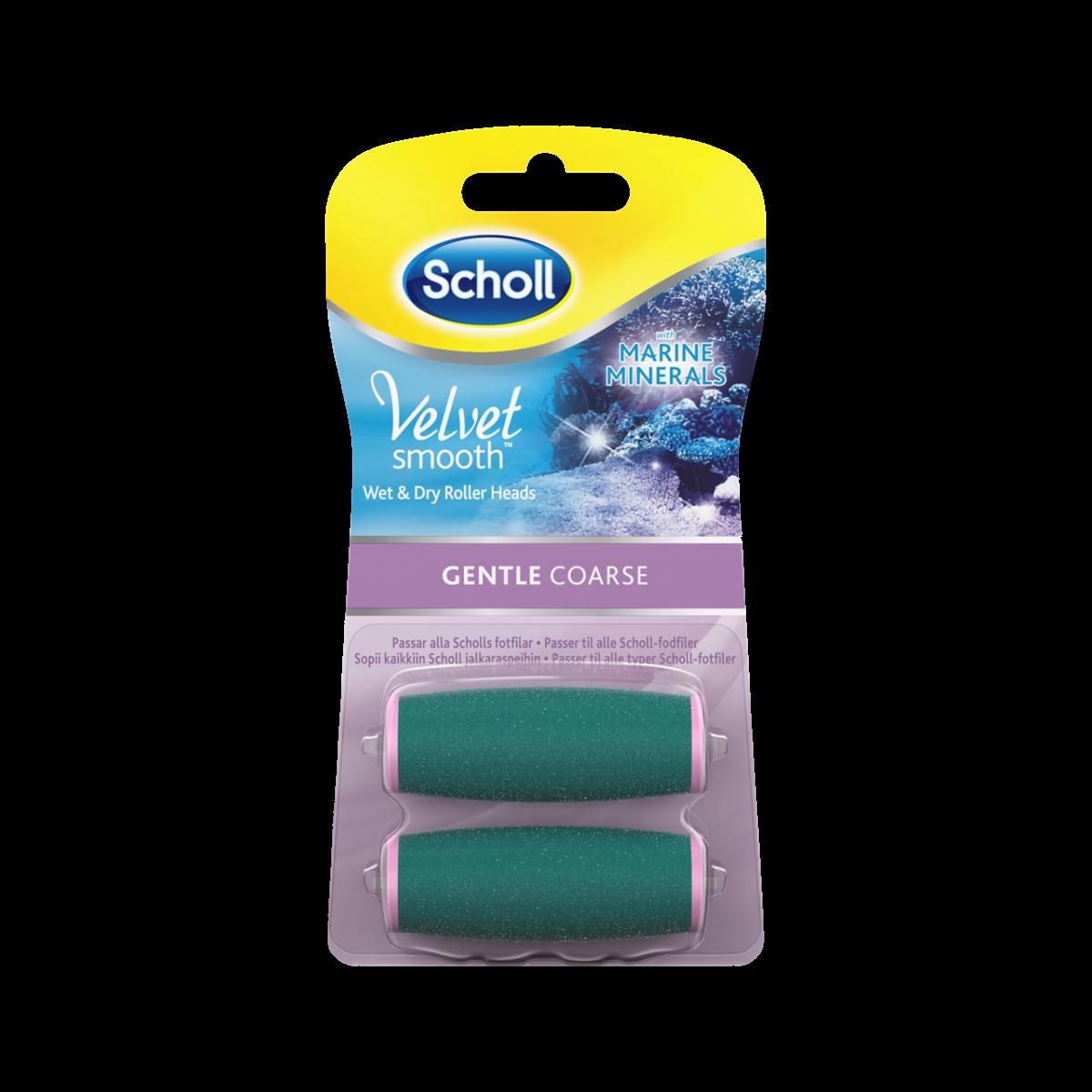 Velvet Smooth Refills Med Havsmineraler Gentle Coa