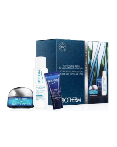 Pack Blue Therapy Eye Cream