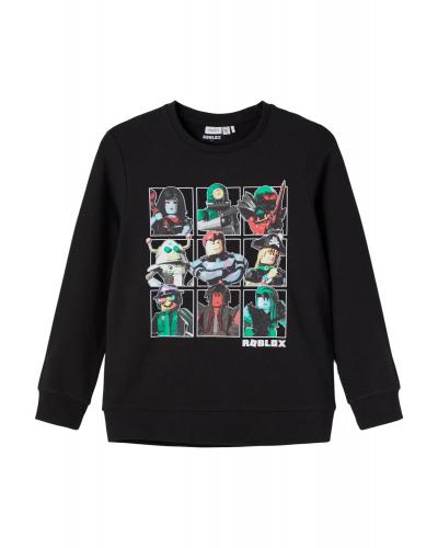Roblox Mose Sweatshirt Sort