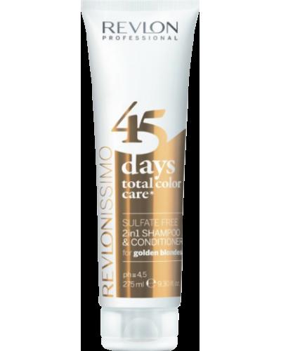 2in1 Shampoo & Conditioner Golden Blondes
