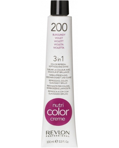 Nutri Color Creme 200 Burgundy