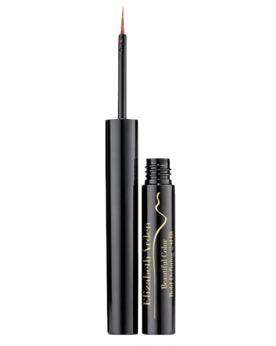 BEAUTIFUL COLOR bold defining eyeliner #02-brown 1