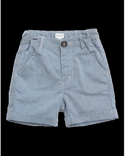 Mini a ture Shorts Cornelis Puff Blue