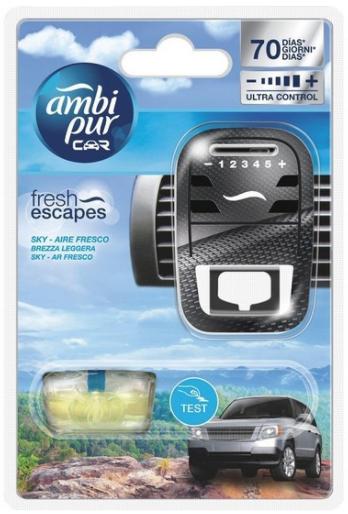 Luftfrisker til bilen Sky Ambi