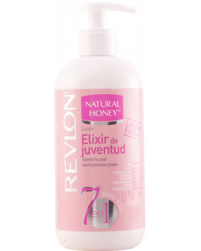 7 In 1 Elixir Of Youth Body Lotion