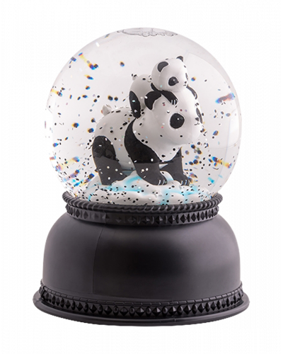 A Little Lovely Company Snekugle Lampe Panda