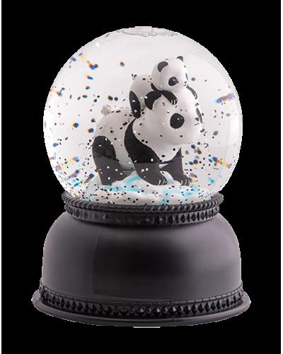 Snekugle Lampe Panda