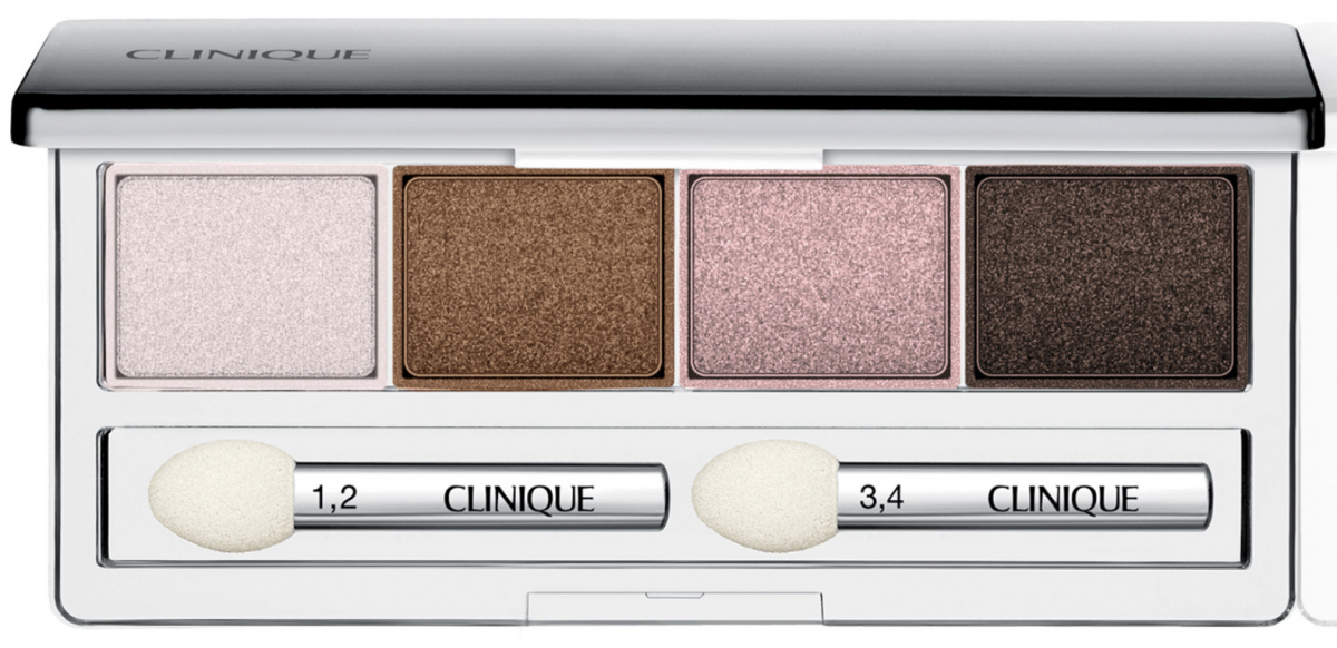 All About Shadow Quads 06 Pink Chocolate