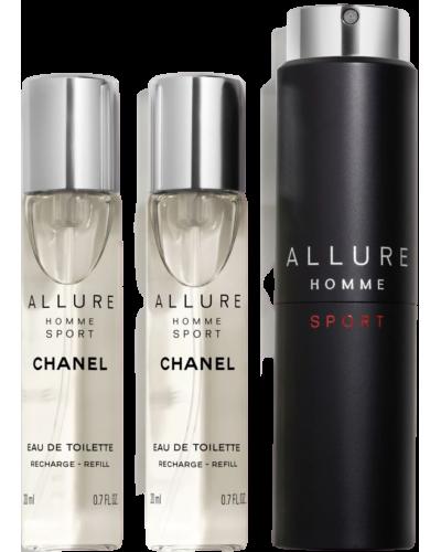 Allure Homme Sport Refillable Travel Spray