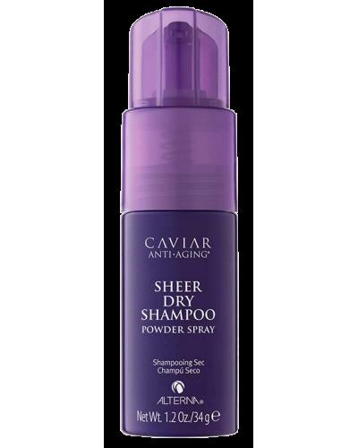 Caviar sheer dry shampoo