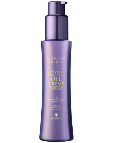Caviar Moisture Intense Oil Creme Pre-Shampoo
