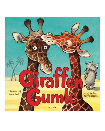 Giraffen Gumle - og andre børnesange