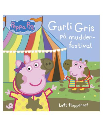 Gurli Gris på mudder-festival - Løft flapperne