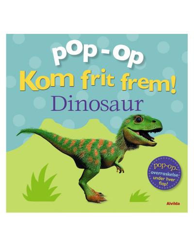 Kom frit frem - Dinosaur (pop op-overraskelser)