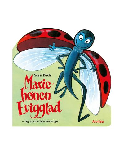 Mariehønen Evigglad & andre børnesange