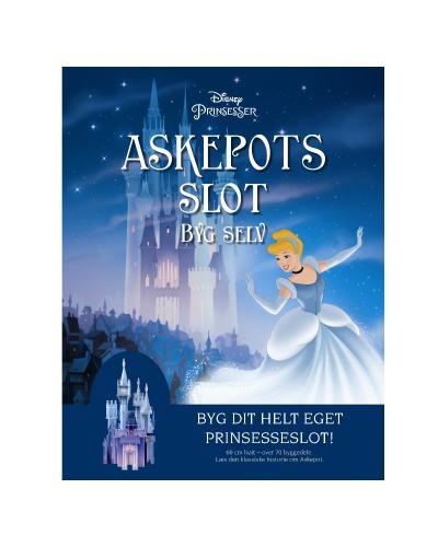 Disney Askepots slot - byg selv