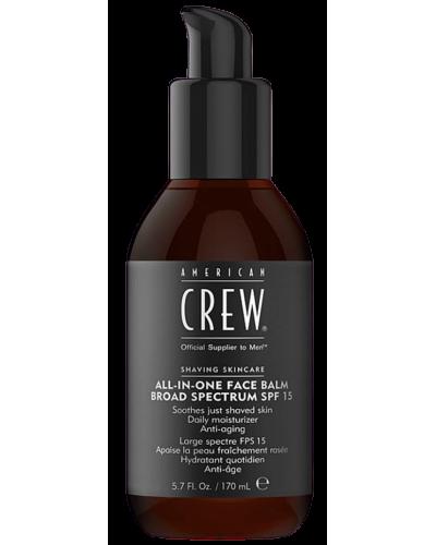 Shaving Skincare All-In-One Face Balm SPF15