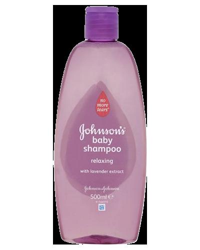 Baby Shampoo Lavender