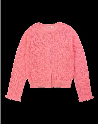 Cardigan Pink Pale
