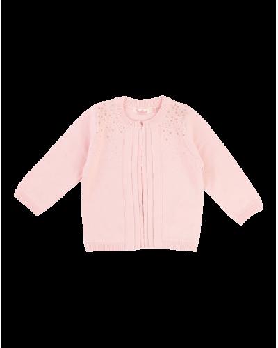 Billieblush Knitted Cardigan Fall Pink