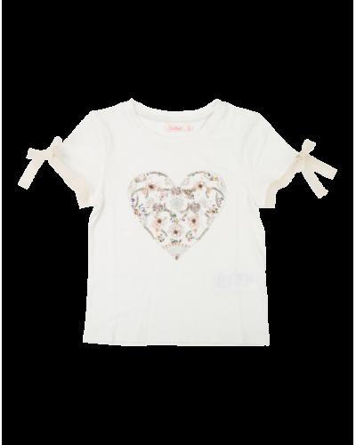 Billieblush T-shirt Ivory