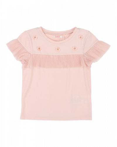 Billieblush T-shirt Washed Pink