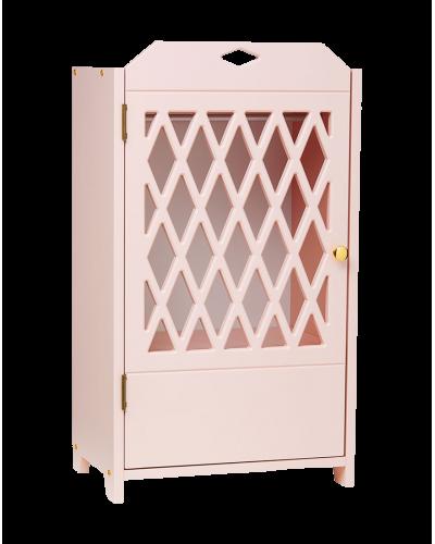 Cam Cam Dukke Garderobeskab Blossom Pink