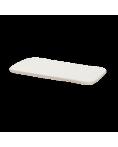 Dukkesengs madras creme white