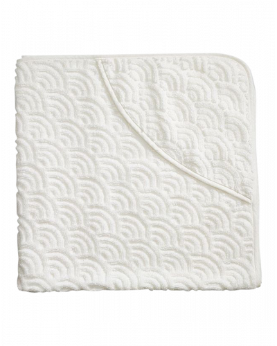 CamCam Håndklæde Offwhite